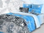 Постельное белье «Снежный барс»