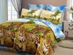 Постельное белье «Земля леопарда»