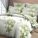 Постельное белье «Белые розы»
