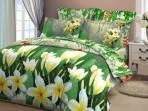 Постельное белье «Весенний цвет»