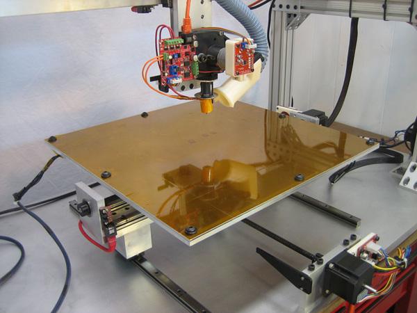 Что такое 3D-принтер и принцип его работы