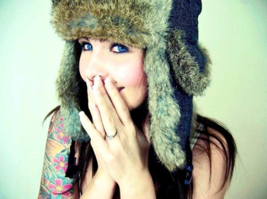 Модные аксессуары осенне-зимнего сезона: шапочка