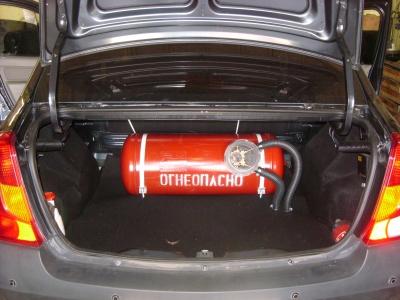 Как выбрать газовое оборудование для автомобиля?