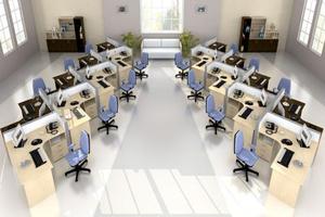 Как правильно подобрать офисную мебель для сотрудников?
