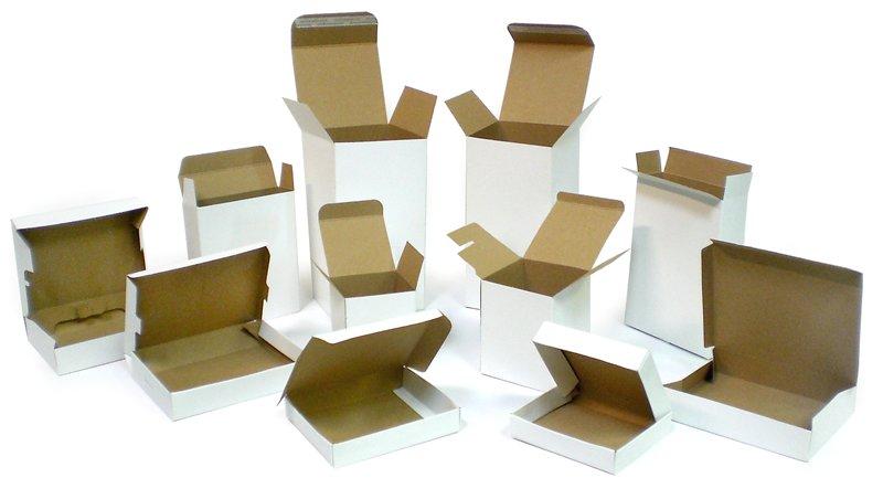 Разновидности и применение картонных упаковок