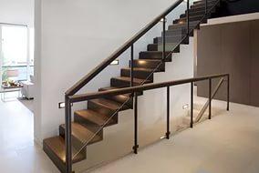 Дизайн лестницы