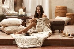 Как правильно подобрать одеяло?