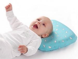 Выбираем подушку для новорожденных