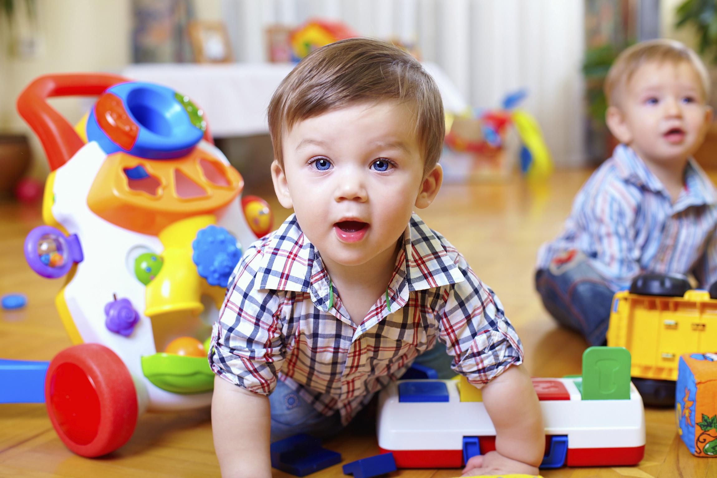 Головоломка для детей ясельного возраста