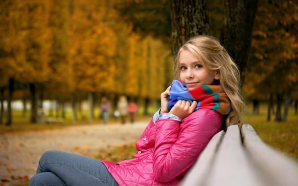 Стиль осенью для женщин