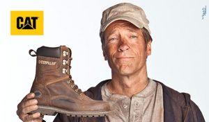 Мужская обувь «Caterpillar»: надежность и стиль