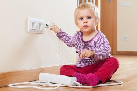 Безопасный дом для маленького ребенка или как создать жилищное пространство, которое ничем не угрожает малышу