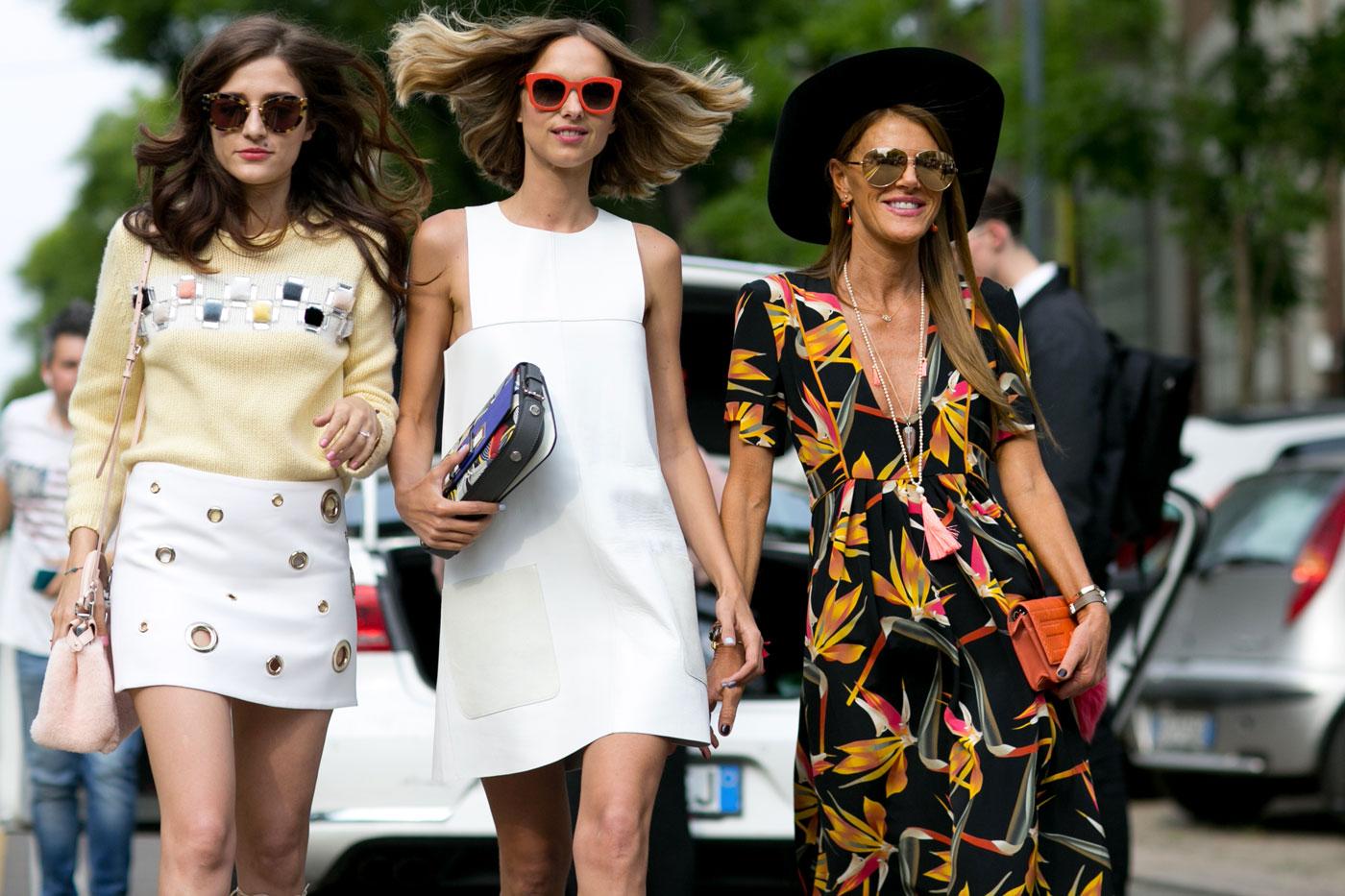 Мода, стиль и имидж, что их связывает?