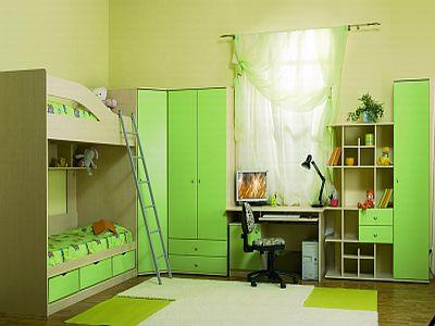 Какую мебель лучше купить в детскую комнату