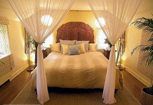 Как обустроить спальню по фэншуй