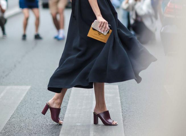 Модные тенденции обуви этого сезона