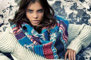 Как выбрать женский шарф, чтобы сделать образ стильным