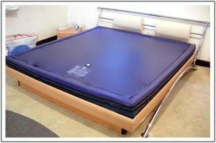 На что следует обратить внимание при покупке водяных кроватей?
