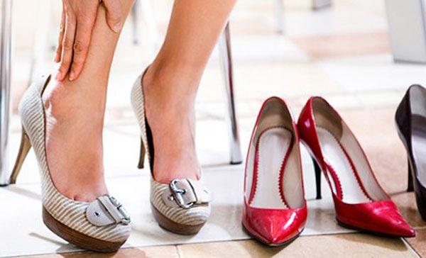 Что делать, если натирает новая обувь