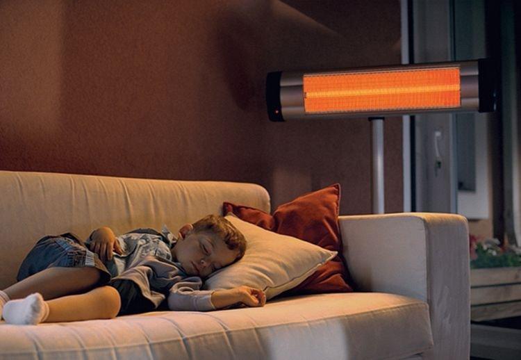 Бытовые инфракрасные обогреватели для дома