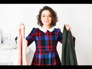 Как носить платья зимой: 5 оригинальных идей