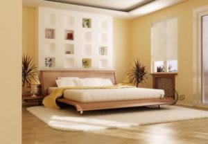 Создаем уют в спальне